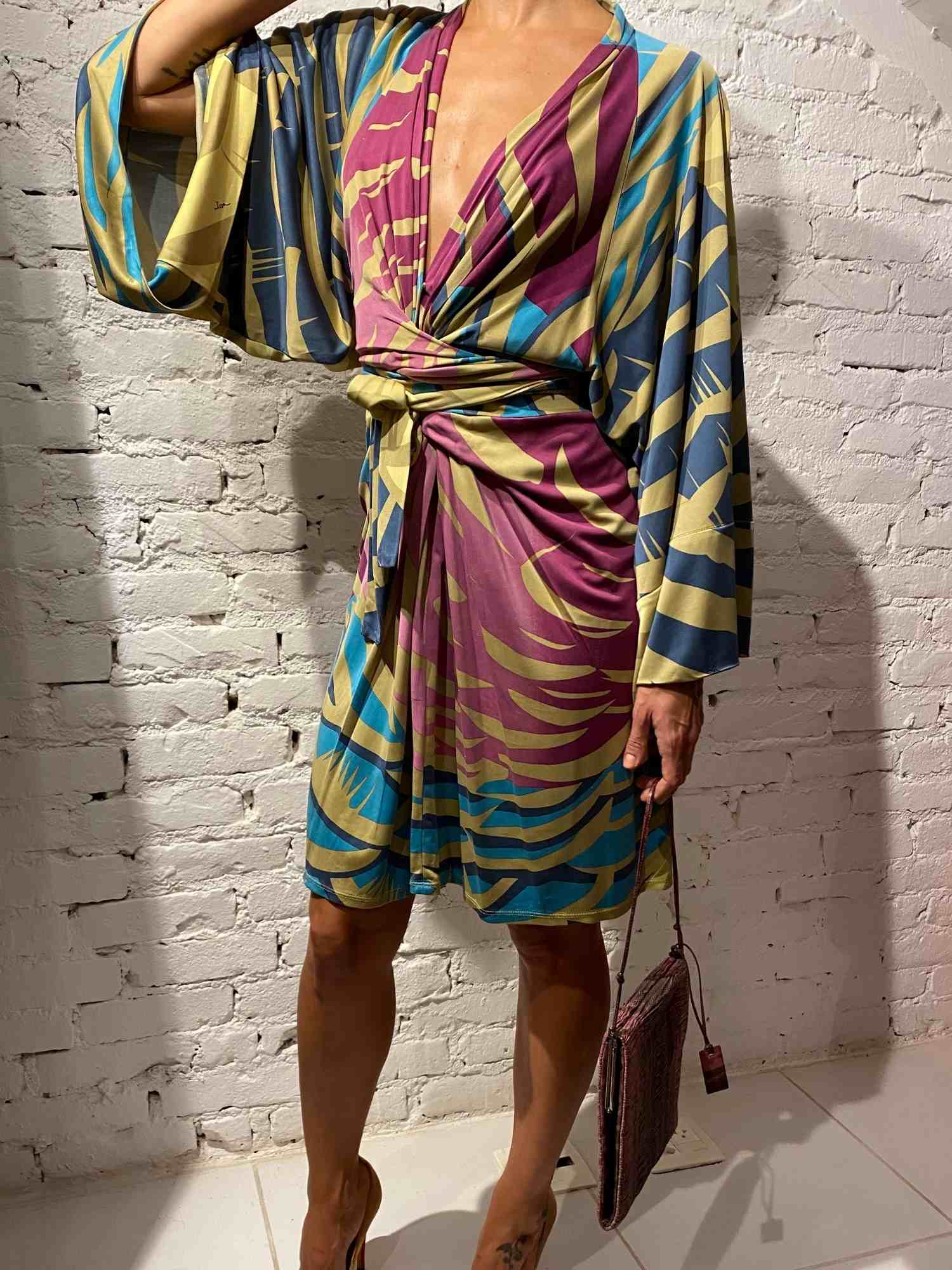 Vestido Issa