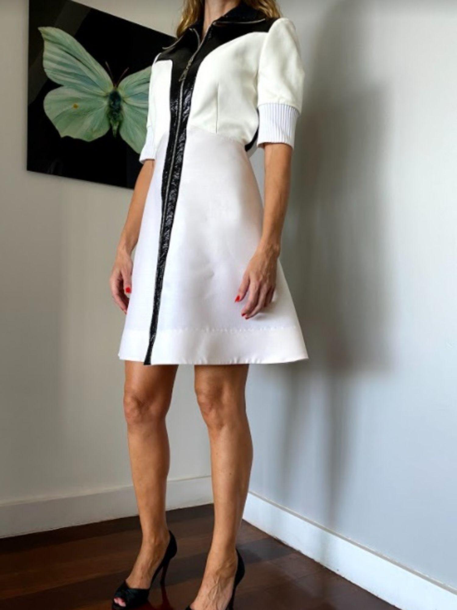 Vestido Louis Vuitton Tapézio