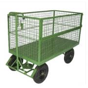 Carro Plataforma Fechado Em Tela 500 kg