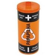 Coletor para descarte de pilhas e baterias em Polipropileno (plástico)
