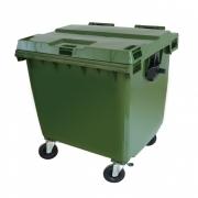 Container 1000 Lts com rodas sem pedal