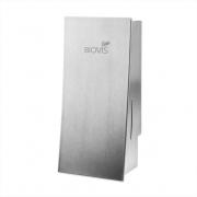 Dispenser de parede para sabonete líquido ou álcool em gel em Inox