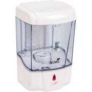 Dispenser plástico para sabonete líquido ou álcool em gel 700 ML com sensor