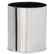 Lixeira em Aço Inox Sem tampa 3 Litros