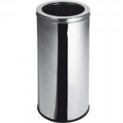 Lixeira Inox com Aro 50 Litros Elegance