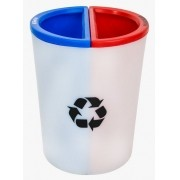 Lixeira Mix 2 capacidade 25 litros