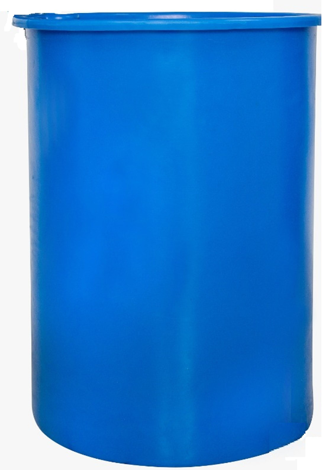Cesto plástico redondo sem tampa capacidade de 200 Litros
