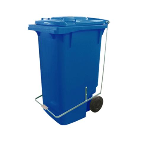 Coletor de Lixo 240 Litros com Pedal