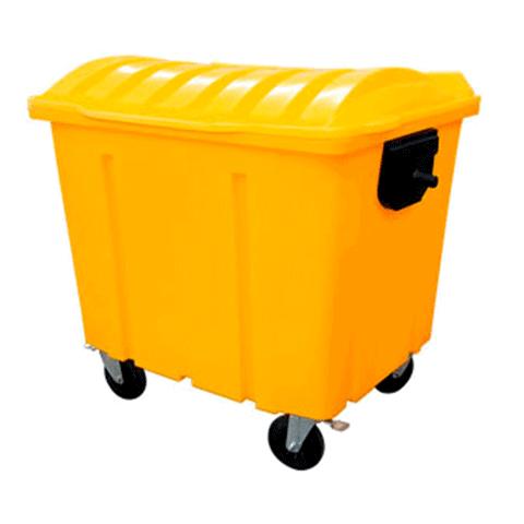 Container de lixo 1000 litros Roto Moldado
