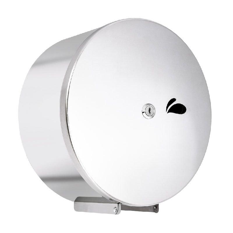 Dispenser de parede para rolo de papel higiênico Em aço inox