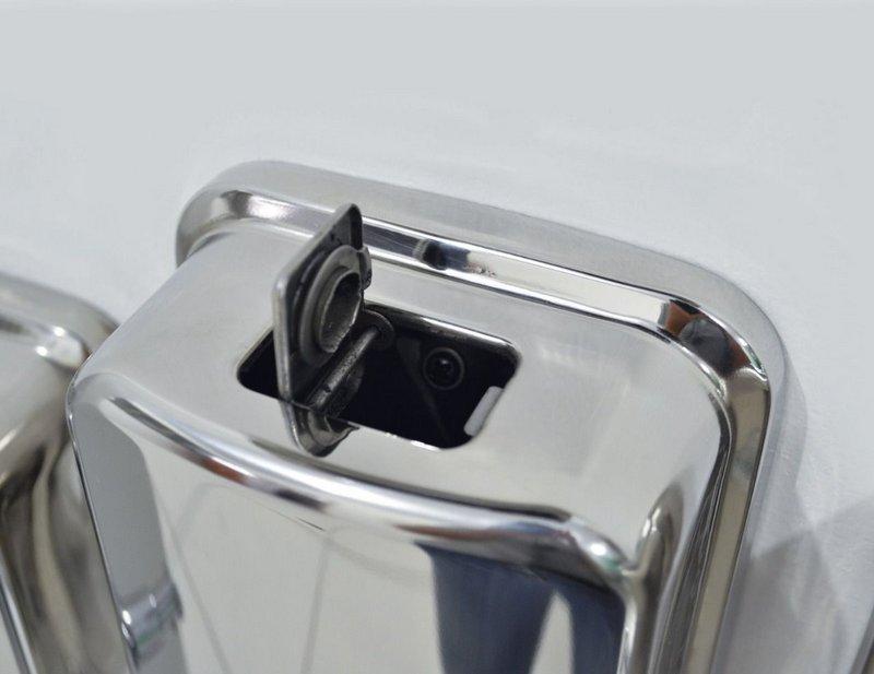 Dispenser de parede para sabonete líquido ou álcool em gel 1300 ML