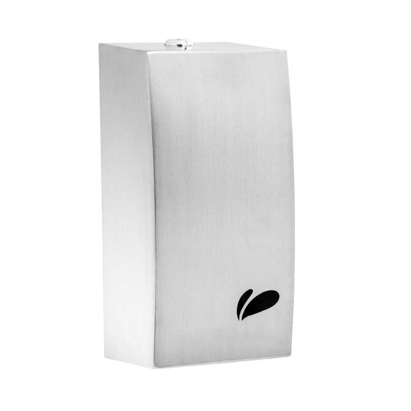 Dispenser para papel higiênico Caicai Em aço inox escovado