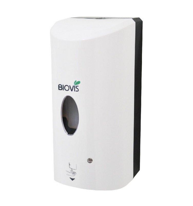 Dispenser para sabonete em espuma com sensor 1000 ML   - Reis Lixeiras