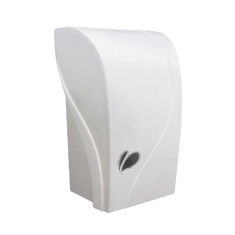 Dispenser plástico para papel higiênico Caicai 1000 folhas