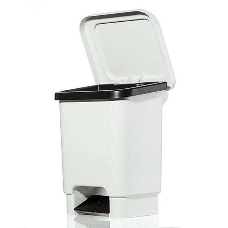 Lixeira de Plástico com pedal 15 Litros