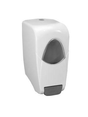 Saboneteira e dispenser para Alcool Gel START com reservatório para 900 Ml