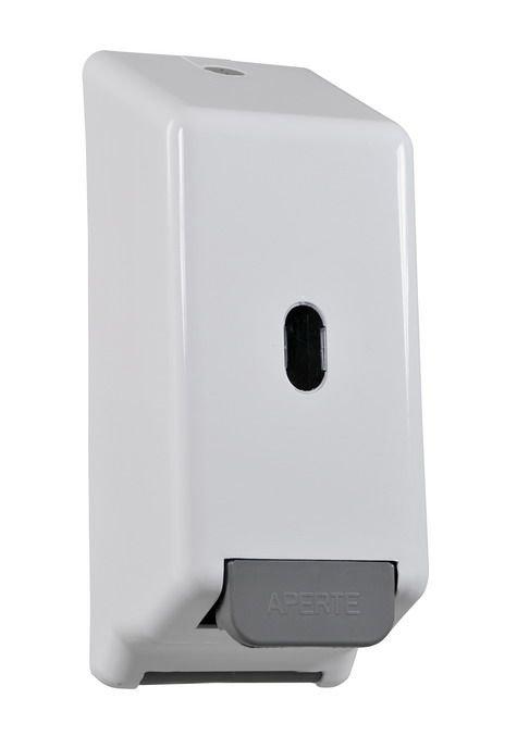 Saboneteira em plástico ABS para refil de 800 ML (sachê)  - Reis Lixeiras