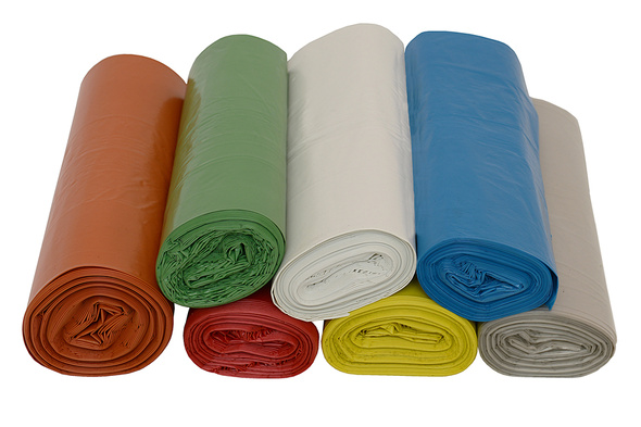Saco Para Lixo 20 litros com 100 unidades sacos de uma só cor
