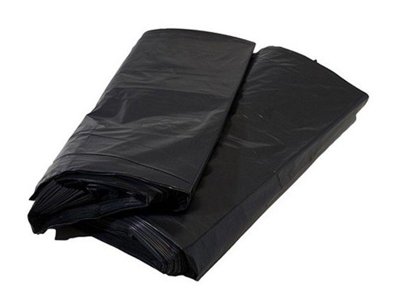 Saco Para Lixo 300 Litros Preto P6  - Reis Lixeiras