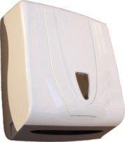 Suporte em ABS para papel de 2 e 3 dobras   - Reis Lixeiras