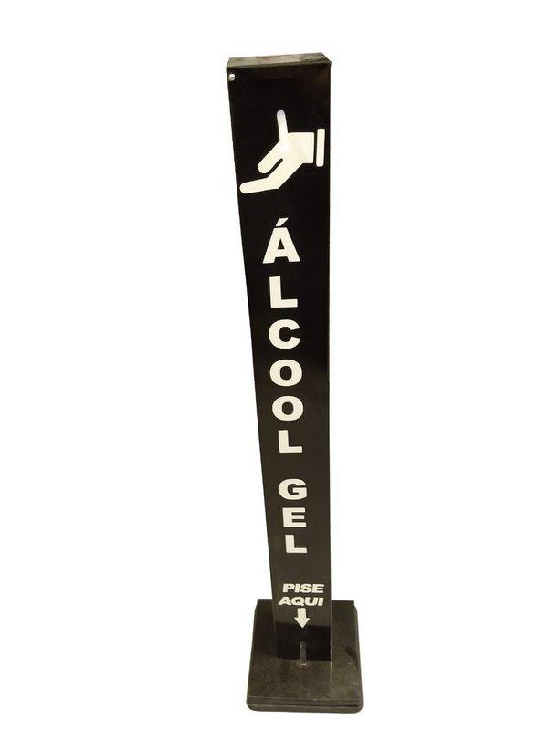 Totem para Álcool em Gel 1000 ml
