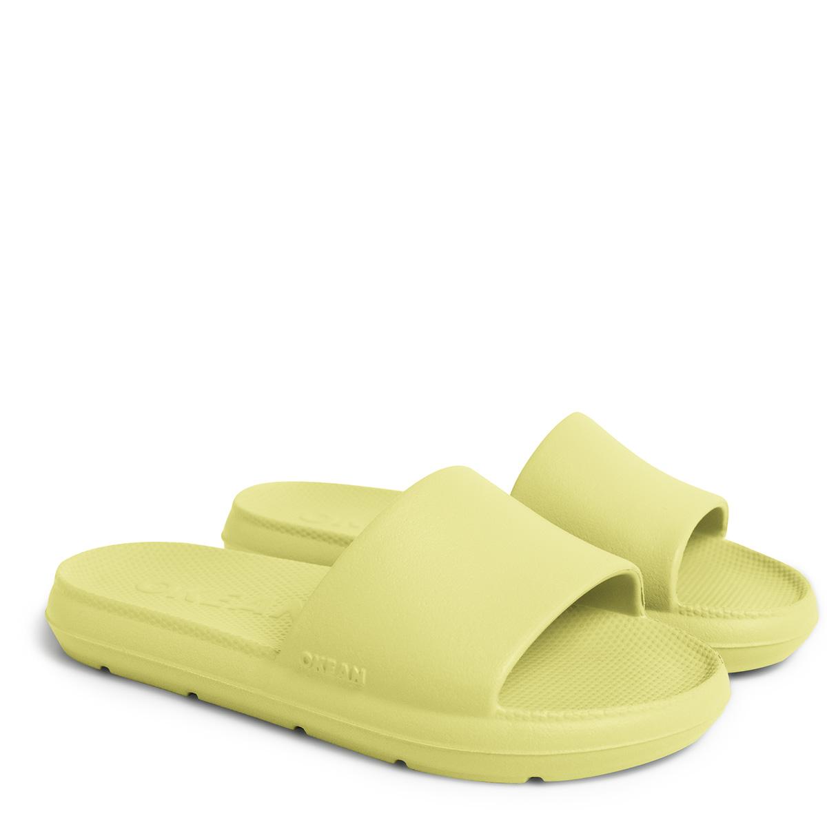 Chinelo Slide Infantil Okean Neon K0008