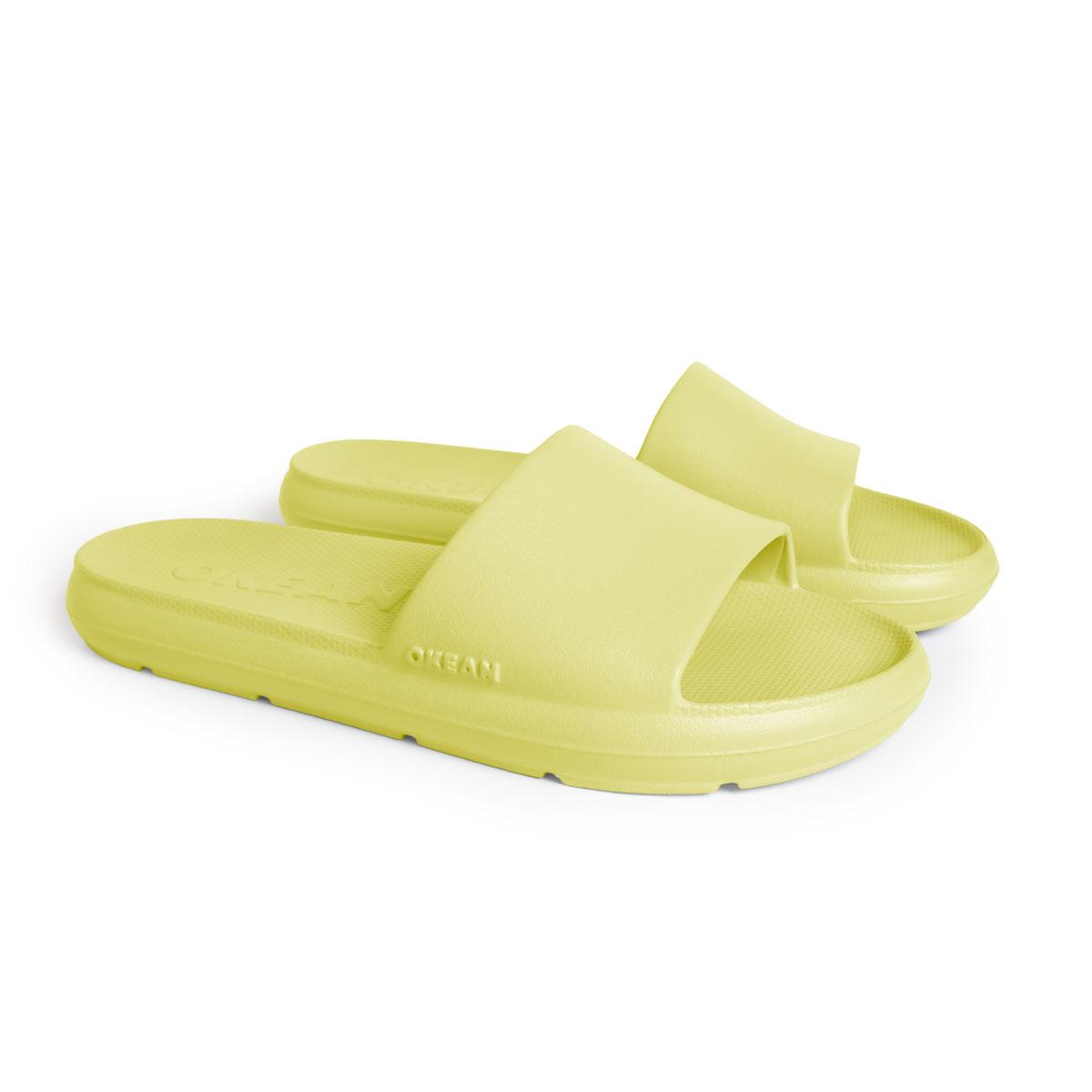 Chinelo Slide Okean Neon K0009