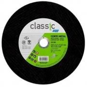 Disco De Corte Classic Norton 12X1/8X5/8(2Telas)Cx C/10