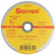 Disco De Corte Starrett 7X1.6X7/8 Ref.dac180-24