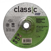 Disco De Desb. Classic Norton 7X1/4X7/8 (Cx.c/10Un)