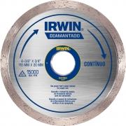Disco Diamantado Liso 110Mmx20Mm Irwin Ref.13891
