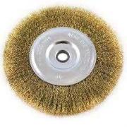 Escova Para Esmeril Latonado 6X3/4X1/2