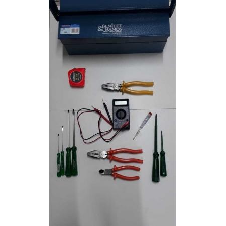 Kit Eletricista C/ 13 Pcs