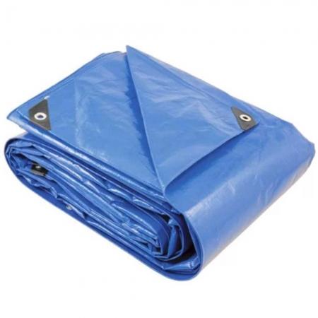 Lona Polietileno Azul 6X4M Vonder Ref.6129064000