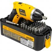 Parafusadeira Bateria 3.6V Pbv055 (55 Acess) Vonder Ref6001055360