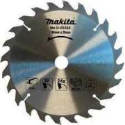 Serra Circular P/ Madeira 7X20Mm 24 Dentes Makita Ref.d-03355