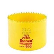 Serra Copo A.r. Bi-Met. Starrett 2.1/2 (64Mm)
