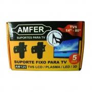 Suporte Para Tv Amfer Ref.am125