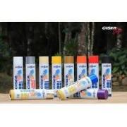 Tinta Spray Branco Brilhante Ciser 400Ml/250Grs