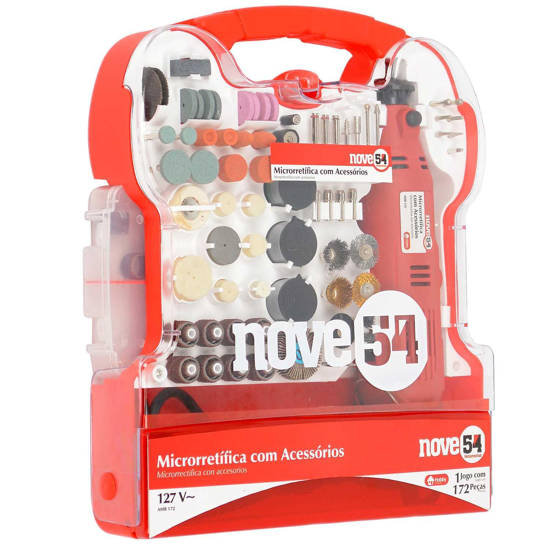 Conj. Micro Retifica Amr172 127V Nove54 Ref.6068172012