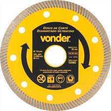 Disco Diamantado Vonder 110X1,2X20? Vonder Ref.1268808000