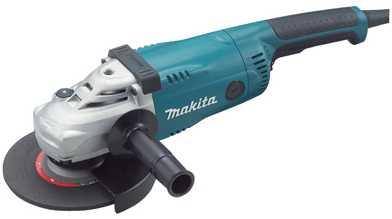 "Esmerilhadeira Angular Makita 7"" 2200W-127V Ref.ga7020"