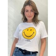 Camiseta de Algodão BE KIND TO YOUR MIND