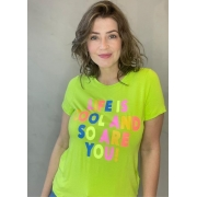 Camiseta Life is cool and so are you