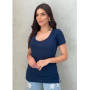 Camiseta Podrinha Azul Marinho