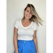 Camiseta Podrinha Off White