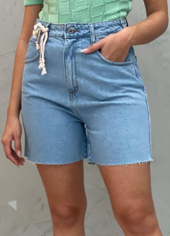 Bermuda jeans clara