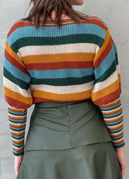 Blusa de Tricot colors 2