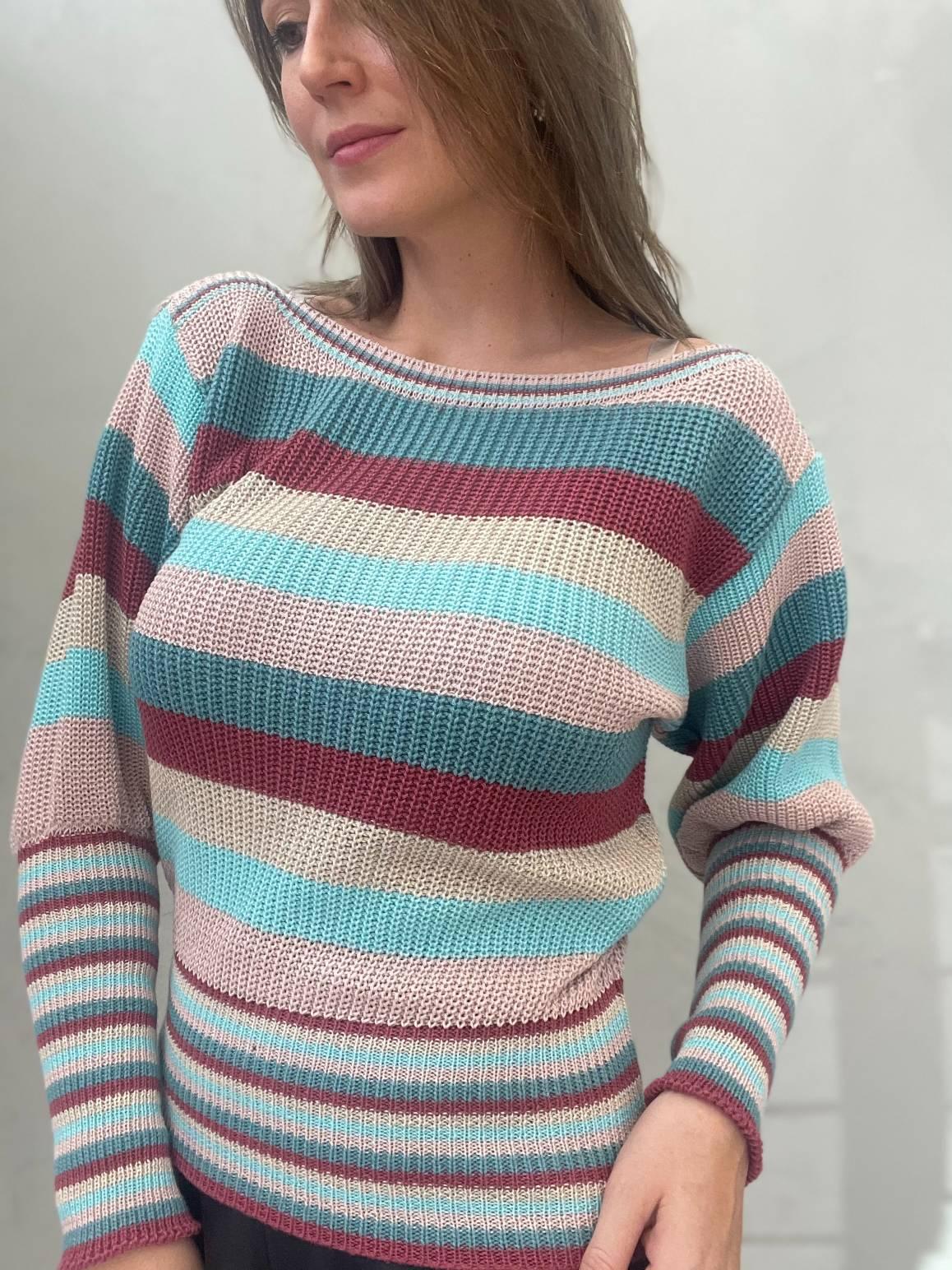 Blusa de Tricot colors 3