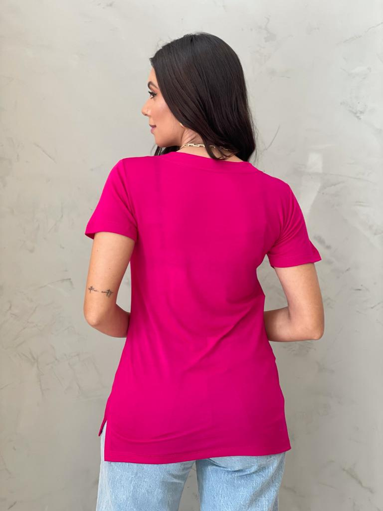 Camiseta Podrinha Pink